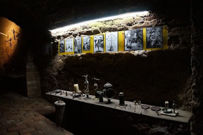 Laberinto subterráneo de brno