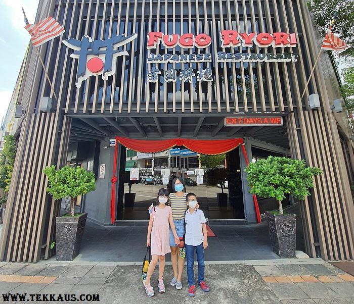 Fugo Ryori Melaka Raya The Best Japanese Restaurant In Melaka