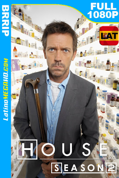 House, M.D. (Serie de TV) Temporada 2 (2005) Latino HD FULL 1080P ()