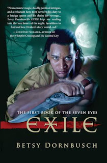 Interview with Betsy Dornbusch, author of Exile - February 5, 2013