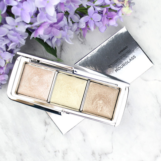 Hourglass Ambient Metallic Strobe Lighting Palette Absolute Strobe Light Pure Strobe Light Lucent Strobe Light review swatch swatches comparison