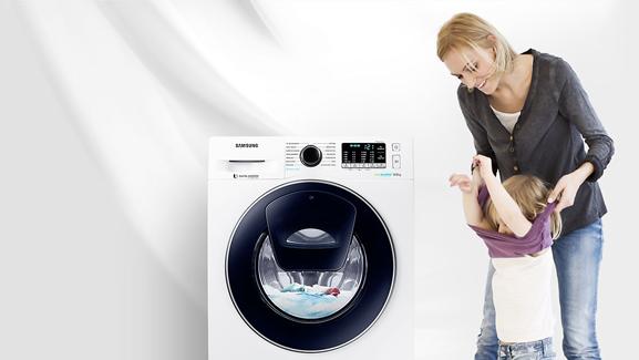 Máy giặt Sam sung WW10K54E0UW/SV
