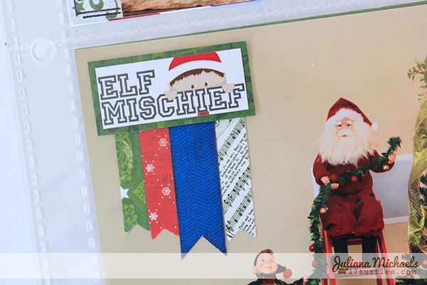 Document December Santa Pages by Juliana Michaels detail