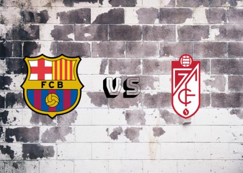 FC Barcelona vs Granada  Resumen y Partido Completo