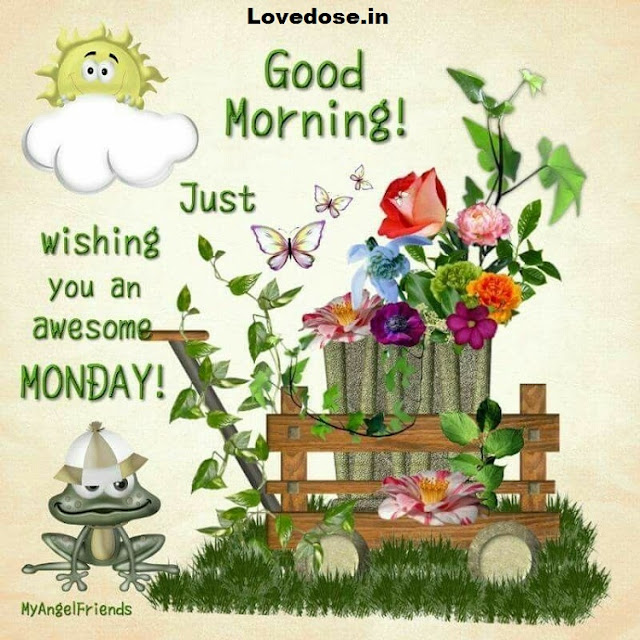 Monday Morning Messages, Greetings & Wishes