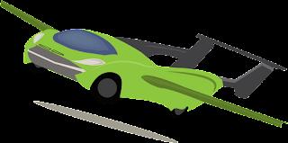mobil terbang aircar, aircar, teknologi mobil terbang, teknologi, klein vision
