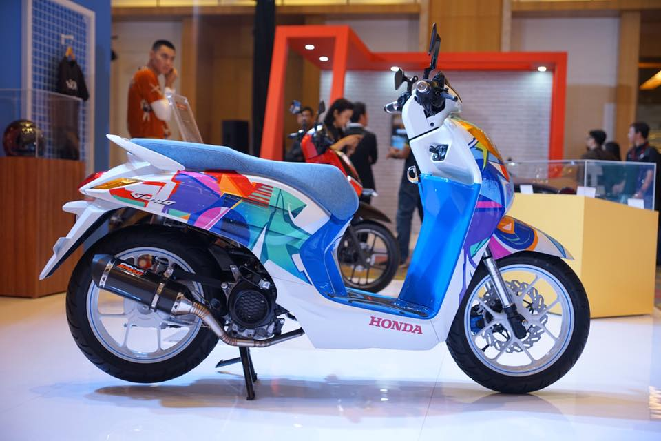 Kredit Motor Scoopy 2019 Tangerang