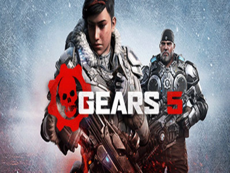 Download Gears 5 Game PC Free