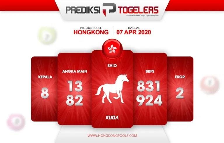 Prediksi HK Malam Ini Rabu 08 April 2020 - Togelers Hongkong