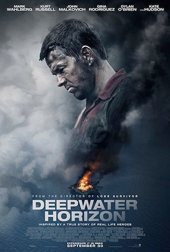 Deepwater Horizon 2016 Hindi Dual Audio BluRay 300Mb 480p