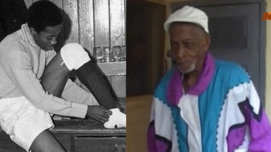 nigeria first goal keeper sam ibiam burial