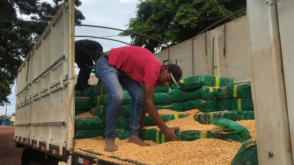 Polícia do MS apreende carreta com 10 toneladas de maconha com destino a Mogi Guaçu (SP)