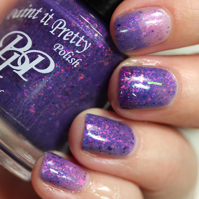 Paint It Pretty Polish Get the Party Started swatch