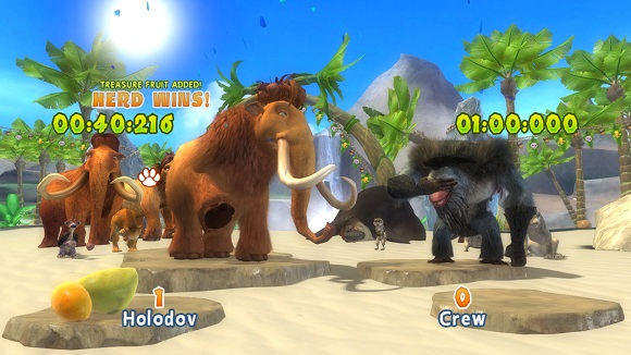 Ice Age 4 Continental Drift Arctic Games PC Full Version Screenshot 2