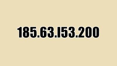 185.63.l53.200 Bokeh Video Terbaru 2021