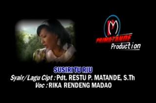 Download Lagu Susiri Riu (Rika R.M)
