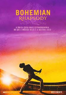 Bohemian Rhapsody - Segundo Poster & Segundo Trailer