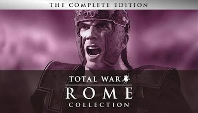 تحميل لعبة ROME Total War 1 للكمبيوتر