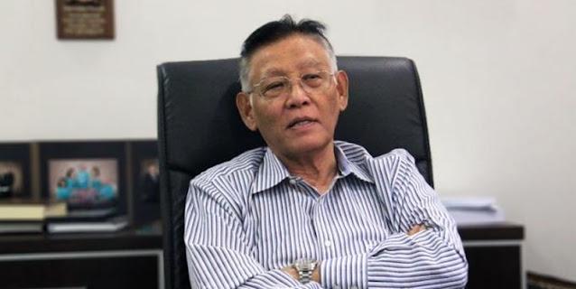 Juliari Tidak Dihukum Mati, Prof Romli Atmasasmita: Sabar...