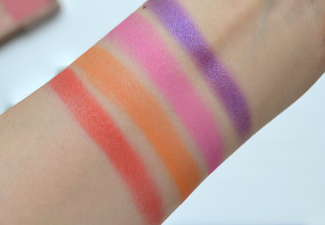 Urban Decay Wired Palette Review and Swatches