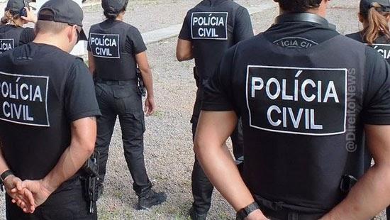 normas dao autonomia policia civil inconstitucionais