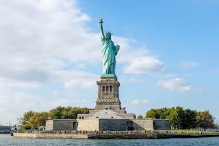 Estatua de la Libertad en Estados Unidos