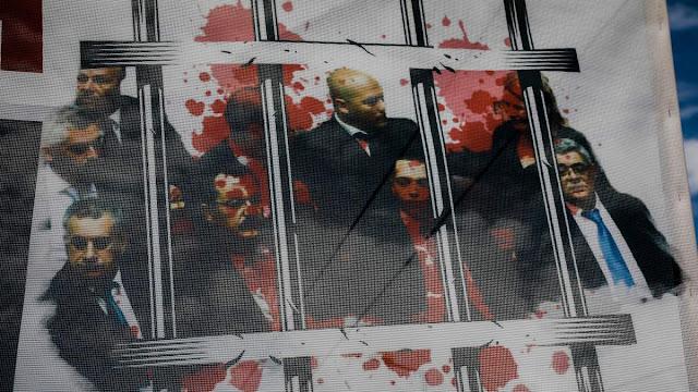 Ιστορική απόφαση Δικαιοσύνης: Εγκληματική οργάνωση η Χρυσή Αυγή