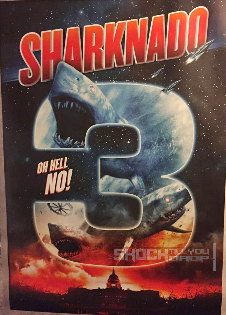 Watch Sharknado 3 movie online