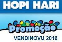 Promoção Hopi Hari Vendinovu 2016