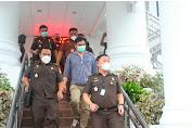Kasus Pemecah Ombak Minut Rugikan Negara  8,8 M. Kajati Tahan Tersangka Panambunan
