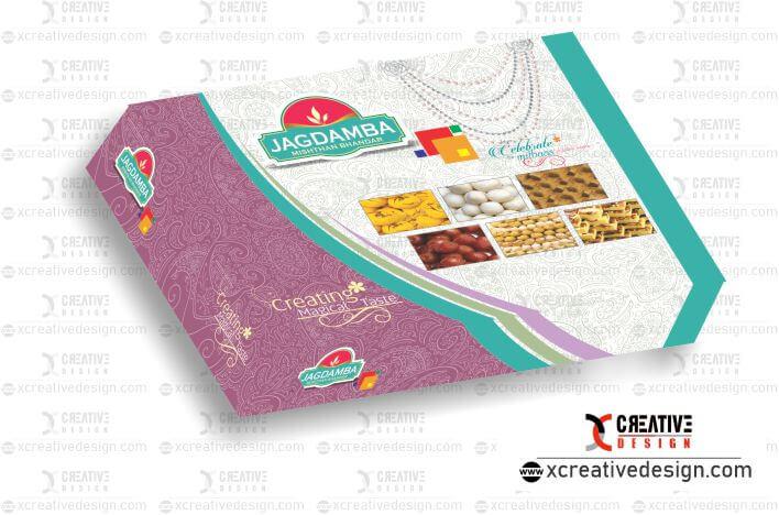sweet box - mithai box design