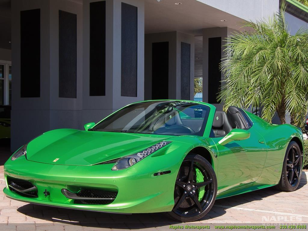 Someone Paid 27k To Have His Ferrari 488 Spider Painted