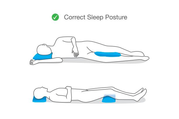 The best sleeping position to increase your height is on the Solider side and left side.