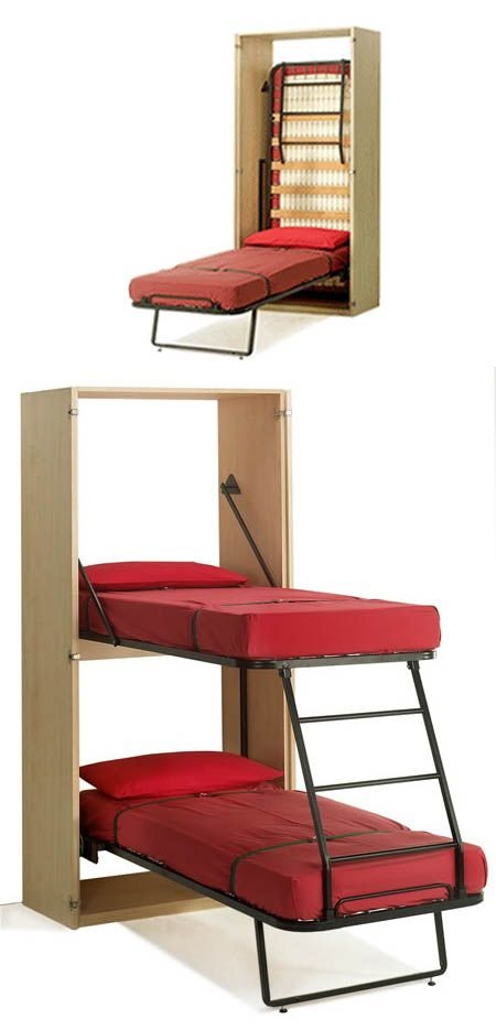 Fold Down Beds for Small Spaces