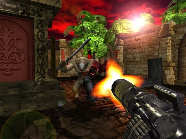 لعبة Cemetery Warrior 2