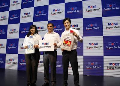 MobilTM Lubricants Luncurkan produk terbaru yaitu Mobil Super MotoTM