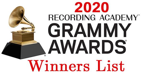 62nd Grammy Awards 2020