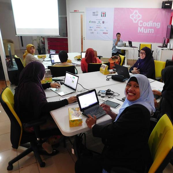Motivation Letter Saat Mendaftar Coding Mum Surabaya 2016