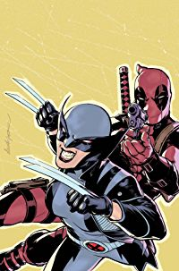 This week in comics. All-New Wolverine (2015-) #31 Leg