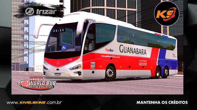 IRIZAR i8 - VIAÇÃO EXPRESSO GUANABARA
