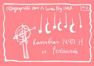 Cerita Ramadhan 1440 H dari Kota Khatulistiwa Pontianak