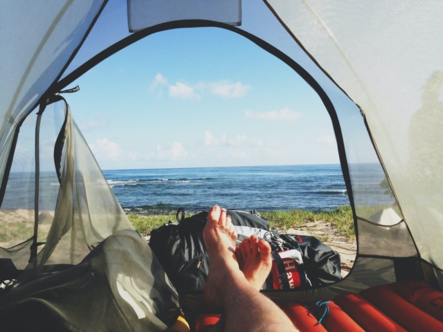 Camping, Travel