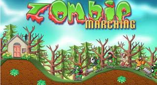 Chơi game zombie phản công