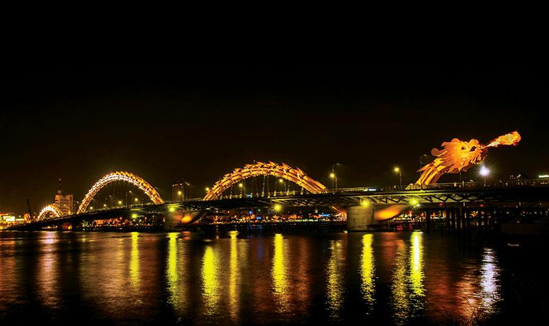 da nang bridge