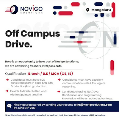 novigo-solutions-off-campus-drive