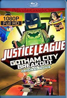 Lego DC Comics Superheroes: Justice League – Gotham City Breakout [2016] [1080p BRrip] [Latino-Inglés] [GoogleDrive]