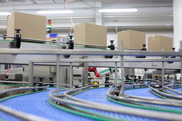 Use of Conveyor Systems Which Makes You Industrial Life Simple