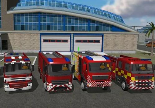 Fire Engine Simulator v1.4.7 Mod PARA Hileli Apk Son Sürüm