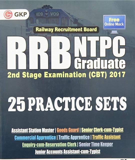 RRB NTPC 25 Practice Sets : For Railway Exam PDF
