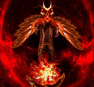 Foto Setan Lucu